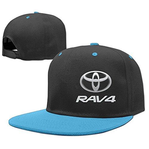 yhsukruny-kids-toyota-rav4-unisex-adjustable-hip-hop-hat-cap-royalblue