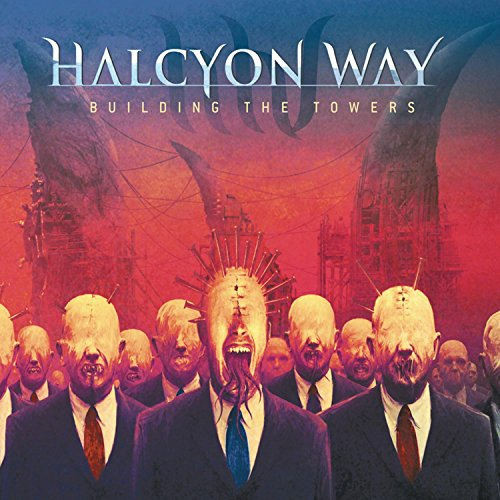 Halcyon Way: Building the Towers (Audio CD)