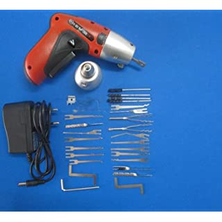 Auto Locksmith Open Locks in Seconds - Lock pick, Electric lock Pick Gun, New cordless pick gun, tool