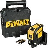 DeWalt DW0851-XJ - Láser autonivelante de 5 puntos + línea horizontal