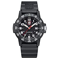 Luminox Leatherback Sea Turtle Giant 0320 series Watch with carbon compound C...