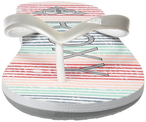 Roxy Damen Tahiti V J SNDL Sandalen Flipflops Mehrfarbig (Multi)