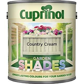 New 2015 Cuprinol Garden Shades Country Cream 1L