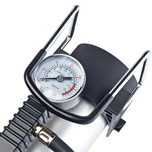 MELIANDA MA-8500 12V Auto Kompressor für den Zigarettenanzünder, mit 85W Leistung bis zu 10Bar, 30L/min - 3