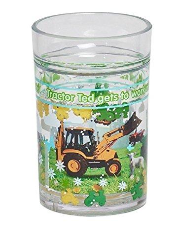 Tractor Ted Trinkbecher mit integriertem Glitter - Traktor-becher