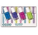 Essie Mini Kit - Summer 2015 Neon Cube, 1er Pack (1 x 4 Stück x 5 ml)