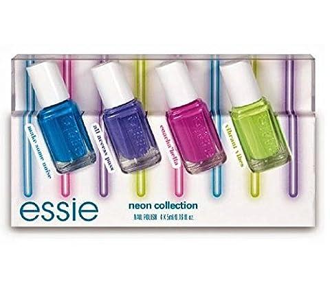 Essie Mini Kit - Summer 2015 Neon Cube, 1er Pack