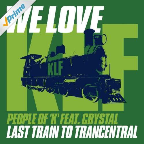 """Last Train to Trancentral (Deltic 7"""" Mix)"""