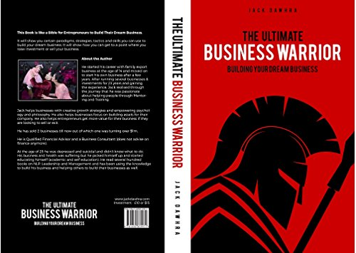 The ultimate business warrior building your dream business ebook the ultimate business warrior building your dream business by dawhra jack fandeluxe Document