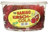 Haribo Kirsch-Cola,3er Pack (3x 1.35 kg Dose)