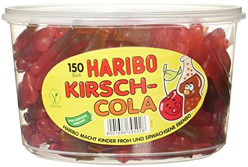 Haribo Kirsch-Cola,3er Pack (3x 1.35 kg Dose) -