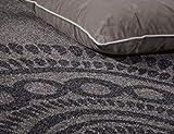 Designer Teppich Barbara Becker Balance Taupe in 4 Größen