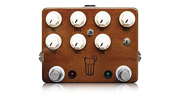 jhs pedals sweet tea v2 effektpedal fa¼r gitarre amazon de