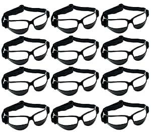 Unique Sports Dribble Specs basket-ball Aide à l'entraînement, Noir, DS-1-12, Noir, taille unique