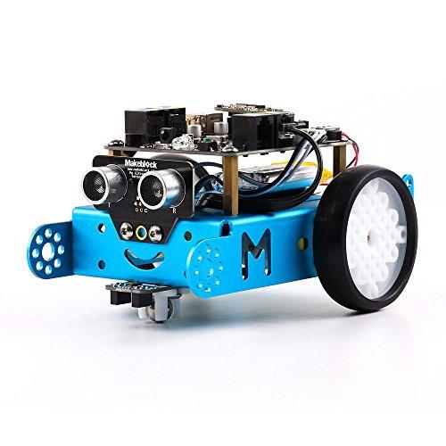 51gB5NbD9oL - Makeblock 90050 - Robot Educativo mBot, STEM Arduino programable con Scratch
