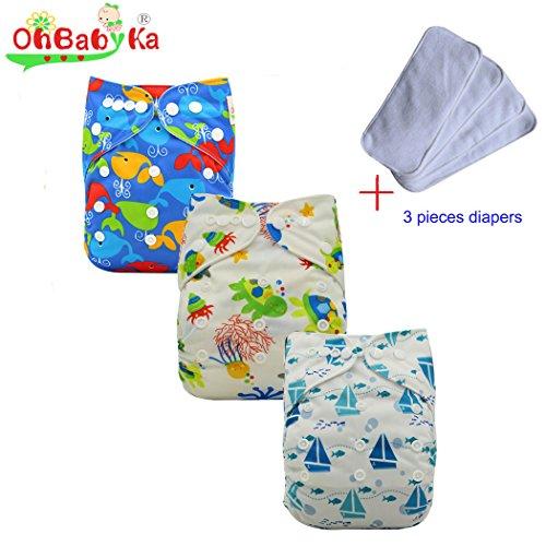 ohbabyka-resuable-unisex-baby-cloth-pocket-diapers-all-in-one-con-1pc-panno-morbido-interno