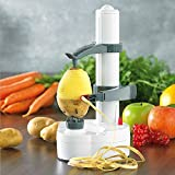 Electric Potato Peeler Automatic Pear Ap...