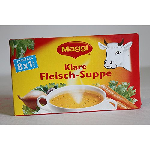 Maggi Klare Fleisch-Suppe