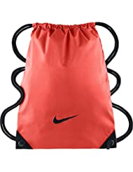 Nike BA2735 877 - Bolsa, color naranja / negro