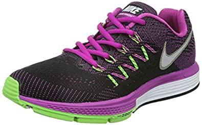new product 065b8 1476f ... Running Shoes  ›  Nike Women s WMNS Air Zoom Vomero 10, Fuchsia Flash  White-Black-Flash Lime, 6. 5 M