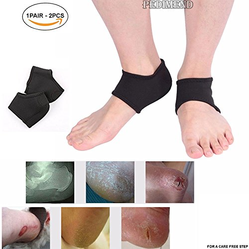 Pedimend Plantar Fasciitis Therapy Wrap (Studs - 2) | Relieve pain related to achiles, edema, stress fracture, tendon, metatarsal & heel pain | protects the band & prevent ankle sprain | Foot Care Heel Ankle Wrap
