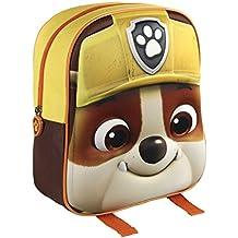 Paw Patrol 210000156231cm 3d efecto Rumble Junior mochila