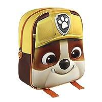Paw Patrol 2100001562 31 cm 3D Effect Rumble Junior Backpack