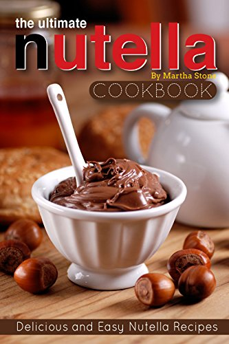 The Ultimate Nutella Cookbook - Delicious and Easy Nutella Recipes: Nutella Snack and Drink Recipes for Lovers of the Chocolate Hazelnut Spread (English Edition) - Glass Jar-cookies