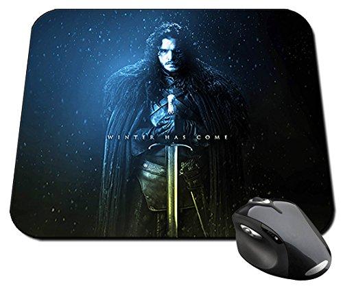 Preisvergleich Produktbild Game Of Thrones Ghost Jon Snow B Mauspad Mousepad PC
