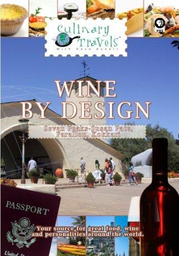 Preisvergleich Produktbild Culinary Travels Wine By Design Seven Peaks-Susan Pate,  Farallon,  Kokkari by Dave Eckert
