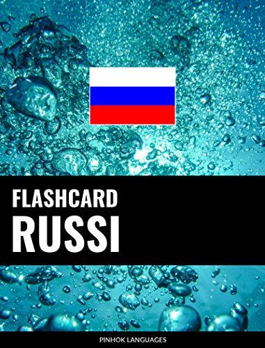 Flashcard russi: 800 flashcard russo-italiano e italiano-russo