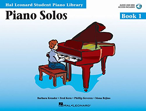 Piano solos book 1 piano+CD