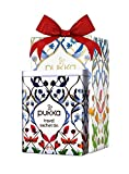 Pukka Herbal Collection Organic Tea Gift Tin Special Travel Edition | 5 Assorted Flavors - 20 Organic Enveloped Tea Bags