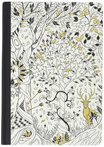 Enchanted forest journal par Johanna Basford