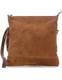 Jost Motala M Cross Body Bag camel