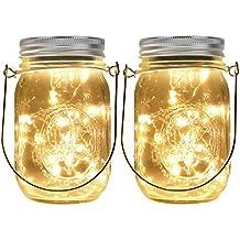 Lampara Botella De Vidrio 2 - 3 estrellas y más - Amazon.es