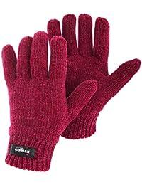 Gants thermiques tricotés Thinsulate - Femme