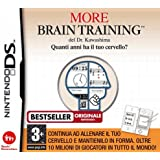 Nintendo More Brain Training, NDS - video games (NDS, Nintendo DS, Educational, Nintendo, E (Everyone)) by Nintendo