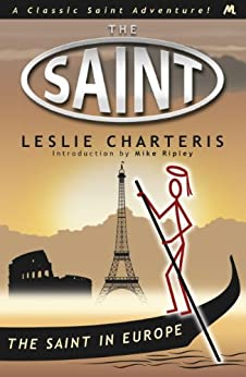 The Saint in Europe by [Charteris, Leslie]