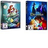 Arielle, die Meerjungfrau + Dornröschen (Diamond Editionen) -2 DVDs-SET