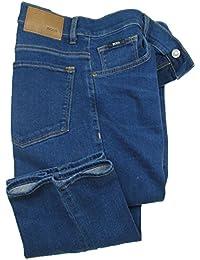 Hugo Boss - Jeans - Homme bleu bleu 40W x 32L