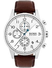 Hugo Boss Navigator Classic Reloj de hombre cuarzo 44mm 1513495