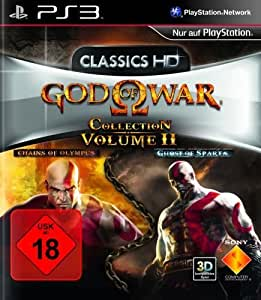 God of War Collection Volume II (Chains of Olympus / Ghost of Sparta) [Classics HD]