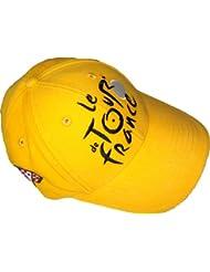 Tour De France Cyclisme-Collection officielle-Adult Size Adjustable Cap by Le Tour de France