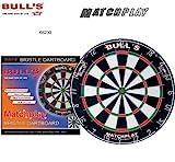 Bull's Matchplay Bristle Dartboard, Dartscheibe