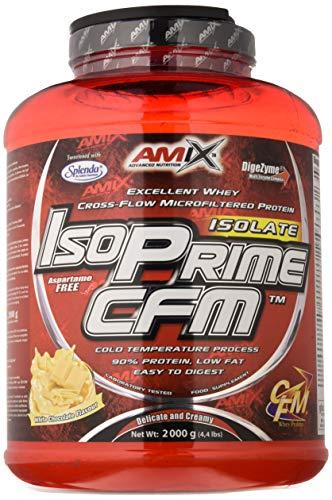 Amix Proteína Suero Lácteo sin Lactosa - 2000 gr