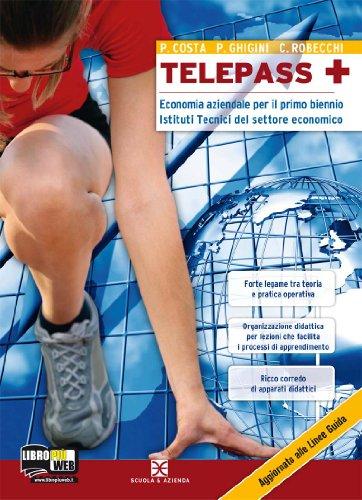 Telepass +. Per gli Ist. tecnici. Con espansione online