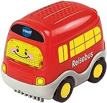 VTech - Tut Tut Baby Flitzer Autobús (80-164304) (versión en alemán)