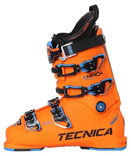 Moon Boot Tecnica Herren Skischuhe Mach1 130 LV 98 mm Orange (33) 28