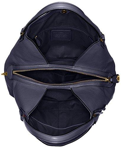 Coach Edie, sac bandoulière Bleu Marine